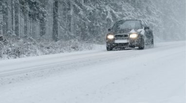 top 10 winter driving tips